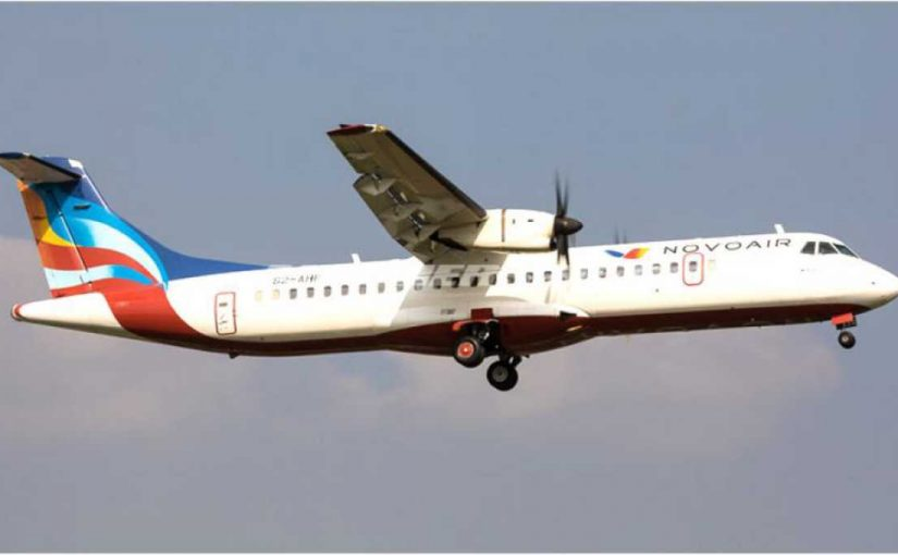 NOVOAIR increases flights to four routes